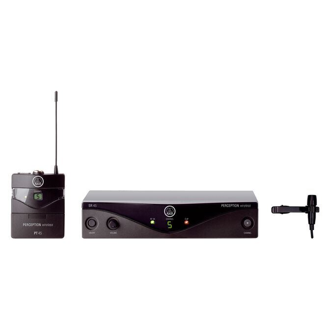 Perception Wireless 45 Presenter Set Band-A