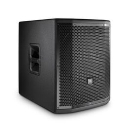 """JBL PRX815XLF - Black - 15"""" Self-Powered Extended Low Frequency Subwoofer System with Wi-Fi - Hero"""
